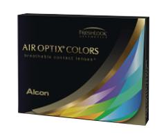 AirOptix Aqua Color